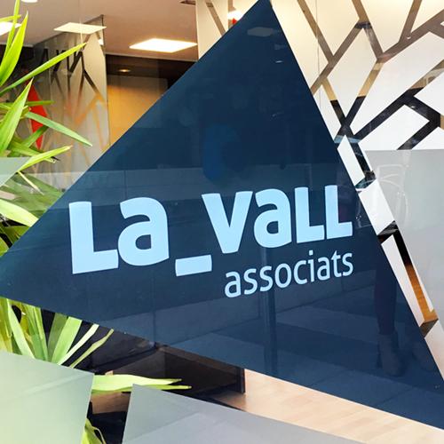 Logo de La Vall Associats
