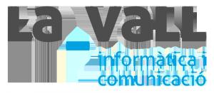 Logo de La Vall Associats de l'àrea d'Informàtica i comunicació