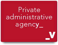 Private administrative agency in Andorra
