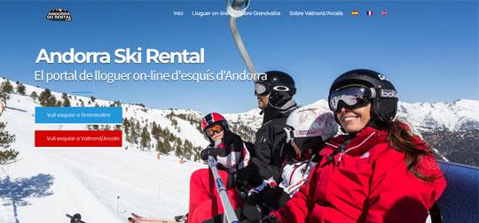web andorra ski rental